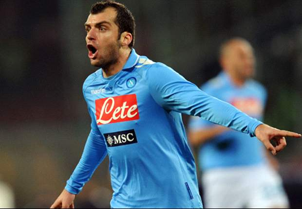 Official: Napoli sign Pandev from Inter