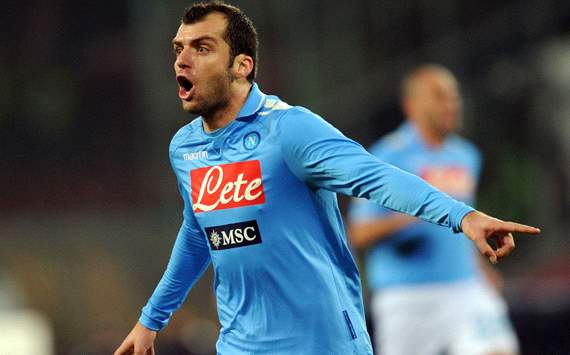 Goran Pandev - Napoli (Getty Images)-