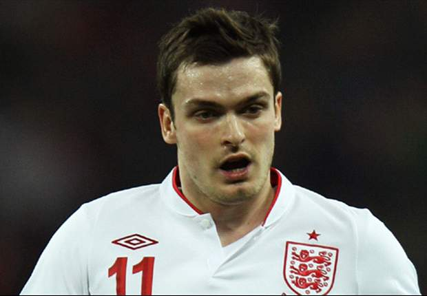 Adam Johnson withdraws from England squad to face Moldova with thigh injury