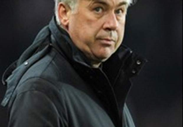 Paris Saint-Germain boss Ancelotti eyeing top spot in Group A following Champions League draw