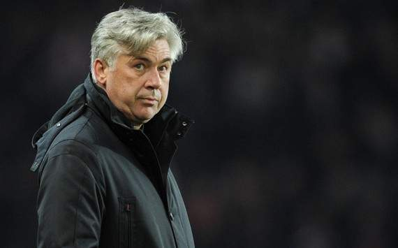 Ligue 1 : Carlo Ancelotti (Paris SG)