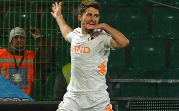 Official: Fabio Borini remains at Roma, as co-ownership deals are revealed