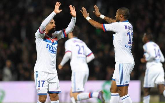 Ligue 1 - ASSE - OL, les compos officielles