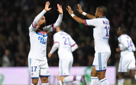Saint Etienne vs Olympique Lyon