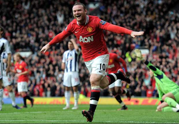 Can Rooney keep up good form and extend Manchester United's title lead? 10 key stats for this weekend's action