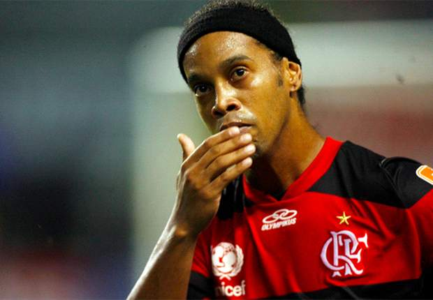 Guangzhou Fuli interested in Ronaldinho - report