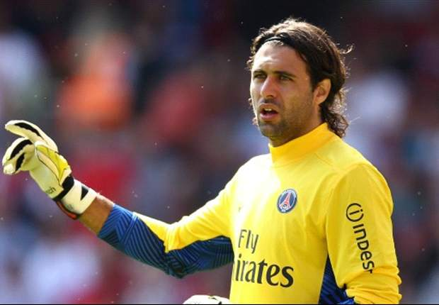 PSG can be champions, says Sirigu
