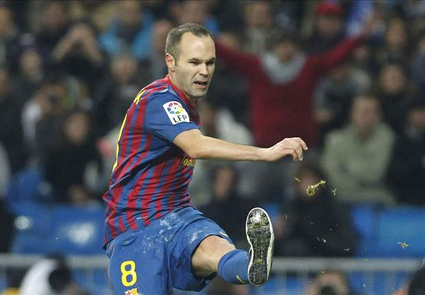 Iniesta reaches 50-match unbeaten streak in La Liga following Barcelona's victory over Sevilla