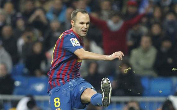 Iniesta: Barcelona deserved better, but we will be back