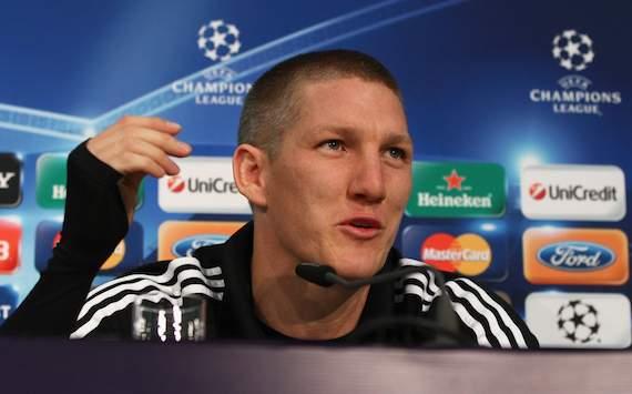 TEAM NEWS: Schweinsteiger starts on the bench as Bayern hosts Basel