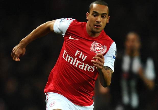 Arsenal working on Theo Walcott contract extension
