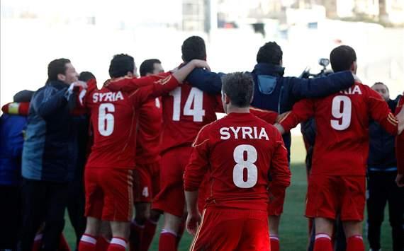 تصفيات أولمبياد 2012: سوريا إلى الملحق الآسيوي رغم ثنائية مارديكيان في ماليزيا