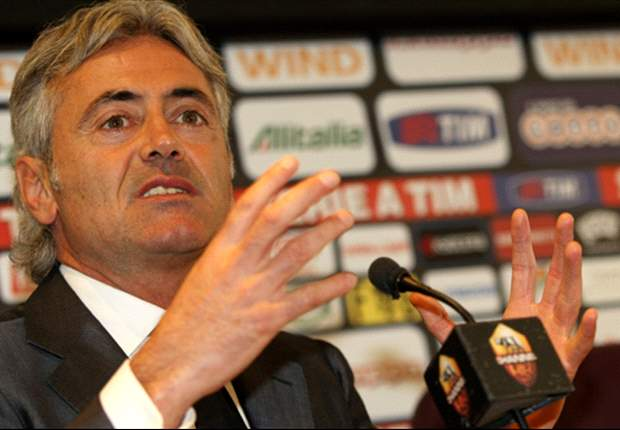 We rejected a 100m euros offer for De Rossi, says Roma general manager Baldini