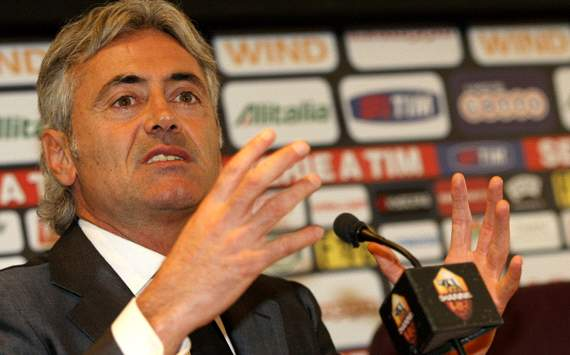 We rejected a 100m offer for De Rossi, says Roma general manager Baldini