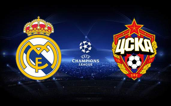 Mix Real Madrid vs CSKA Moscú