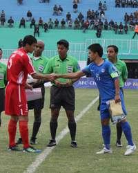 AFC Challenge Cup,DPR Korea Vs India