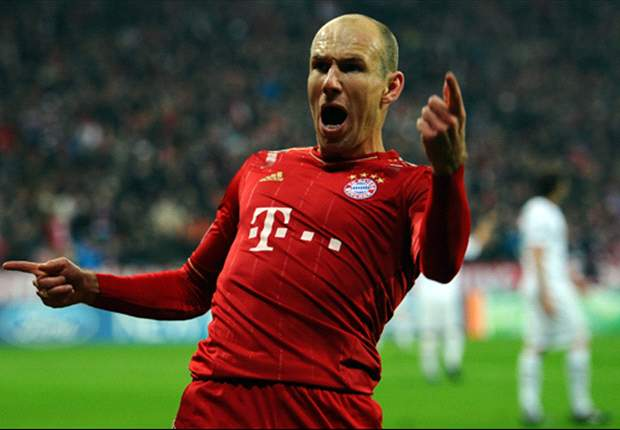 Robben: I wasn't fully fit, but Bayern was incredible against Basel