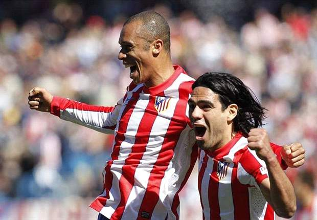 'Falcao should be in the running for Ballon d'Or' - Miranda
