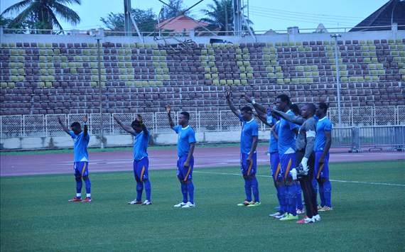Sunshine Stars captain reveals pressure to perform against Esperance