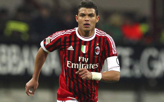 Thiago Silva no ir al Barcelona y renueva con el AC Milan hasta 2017