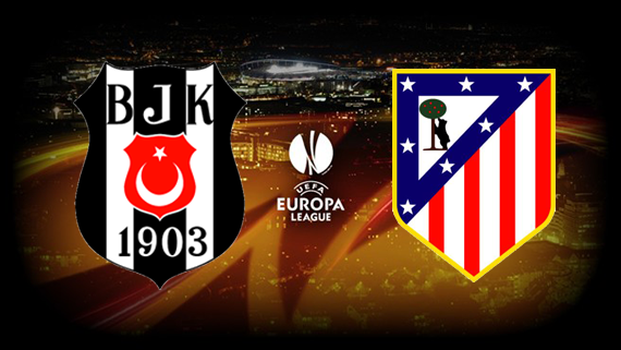 Besiktas vs Atletico Madrid |15.03.2012