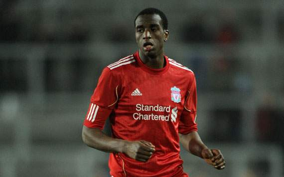 Ngoo hopeful of winning place at Liverpool