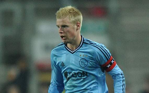 AC Milan keepings tabs on Ajax youngster Davy Klaassen