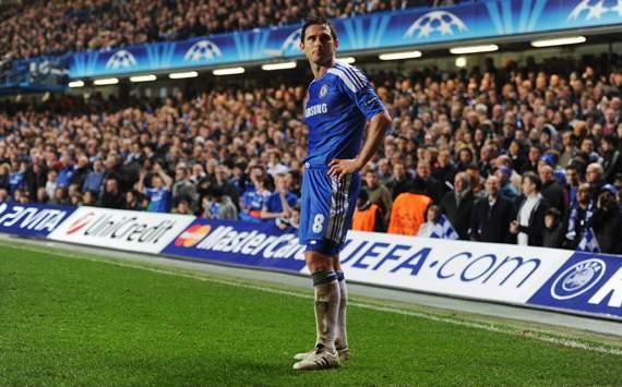 CL,Frank Lampard,Chelsea FC v SSC Napoli