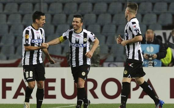 Udinese-Az, bianconeri in festa (Europa League)