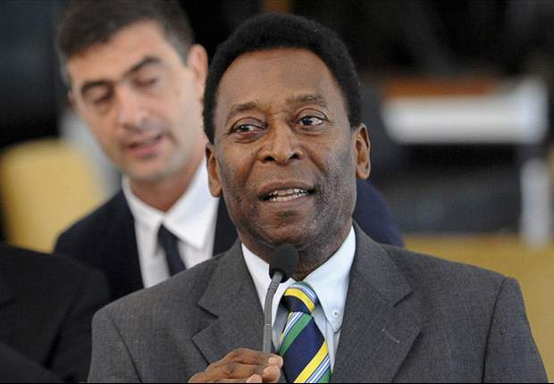 Pele: Brazil's 1970 World Cup winners better than Spain