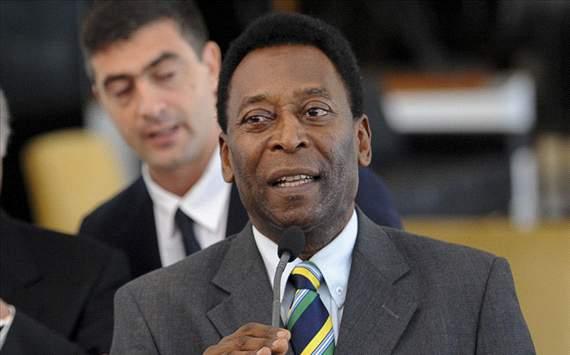 WC 2014 - Pelé