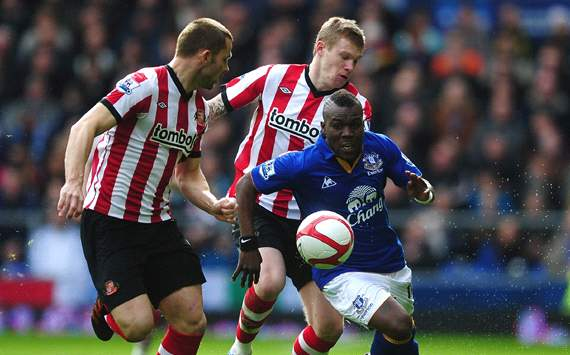 Everton 1 – Sunderland 1 Highlights