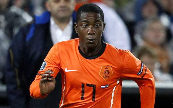 Elia surprised by Holland call-up