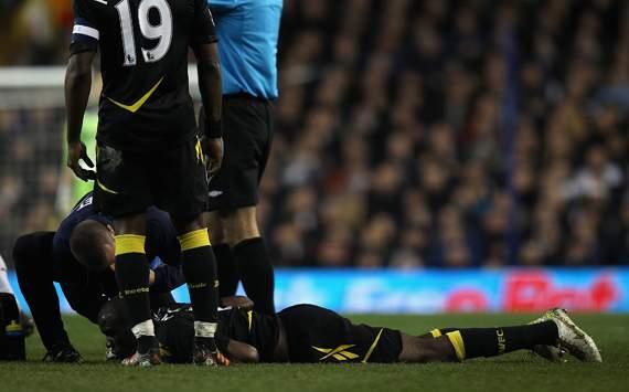 Fabrice Muamba inconsciente