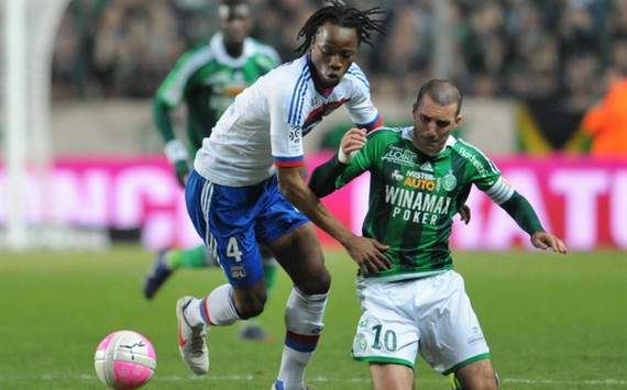 Ligue 1 : Laurent Battles vs Bakary Kone (AS Saint-Etienne vs Olympique Lyonnais)