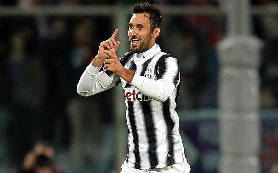 Mirko Vucinic (Juventus) - Getty Images