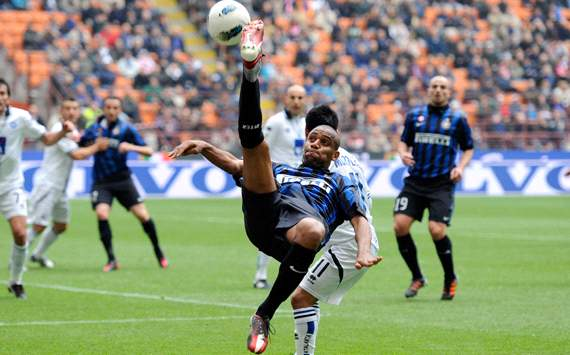 Maicon - Inter-Atalanta - Serie A