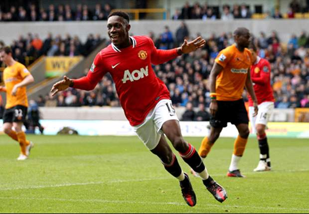 Welbeck doubtful for Manchester United's title run-in & England's Euro 2012 warm-up games after sustaining ankle injury