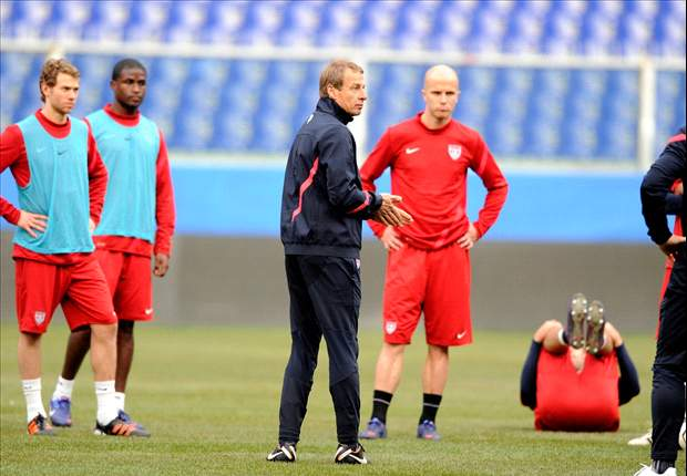 The U.S. national team as it stands: A look at Jurgen Klinsmann's roster ahead of his first competitive matches