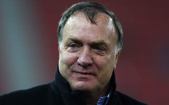 Advocaat wants top spot in Group A
