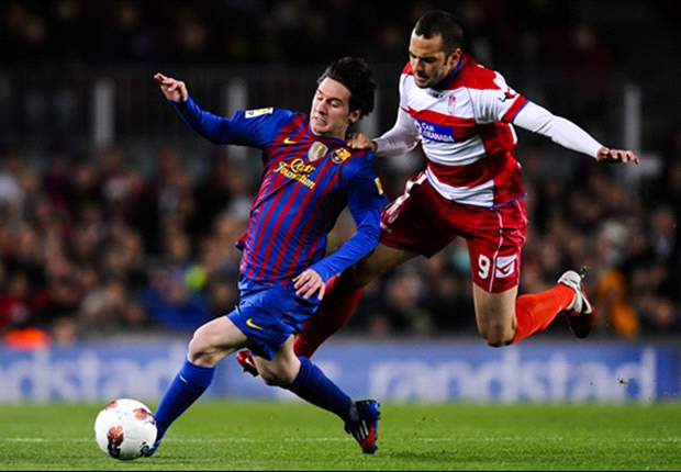 We can beat Barcelona, says Granada youngster Jorge Sanchez