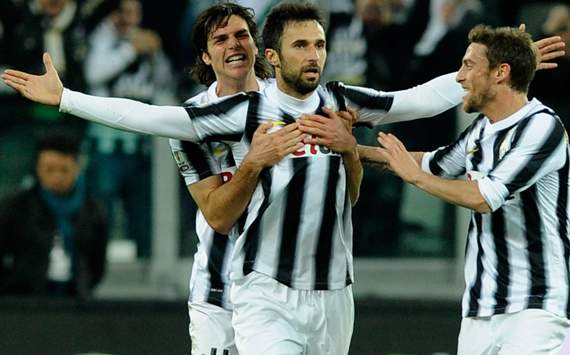 Vucinic: Juventus can win the double
