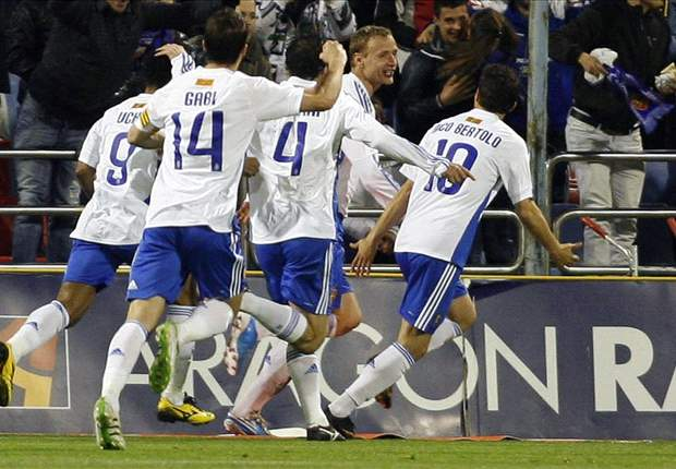 La Liga Round 37 Results: Sporting Gijon & Zaragoza keep survival hopes alive as battle for Europe intensifies