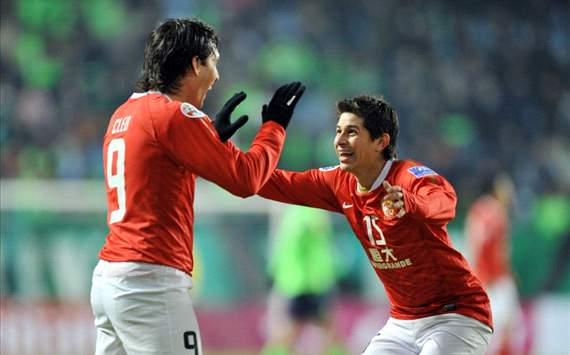 Guangzhou Evergrande suspends Argentine star Dario Conca for nine games for criticising coach