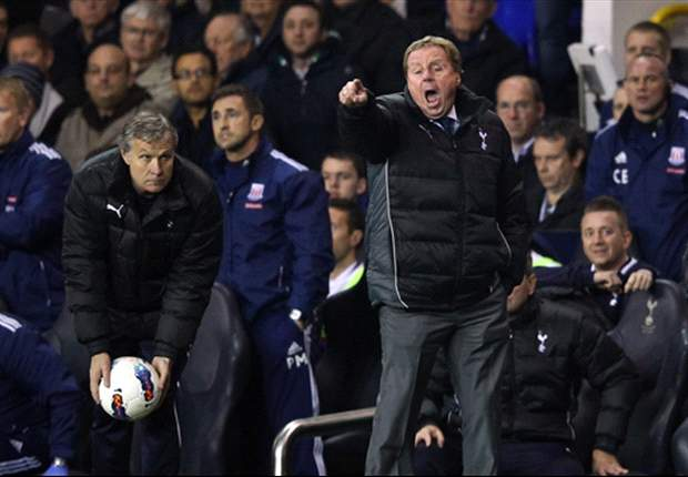 Redknapp unsure of Tottenham finishing in Champions League places