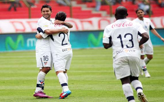 Liga Deportiva Universitaria se muda a Colombia?