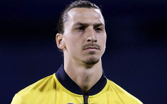 Zlatan Ibrahimovic,Sweden