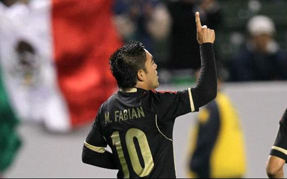 Marco Fabián, Mexico U-23 (Getty)