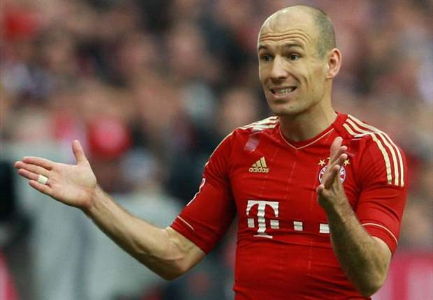 Robben turns down Juventus offer: I have no interest in moving to Turin