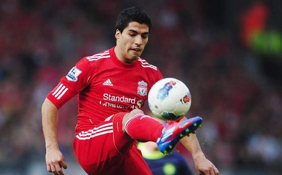 Skrtel is the best defender I have played with - Suarez